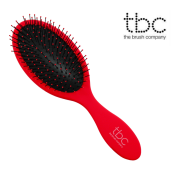 TBC® The Wet & Dry Hair Brush - Rot