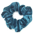 Scrunchie Haargummi, dark mint