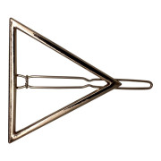 SOHO® Triangle Hair Clip, Haarspange - Gold