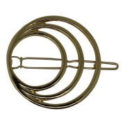 SOHO® Rings Hair Clip, Haarspange - Gold