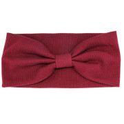 SOHO® Turban Haarband - bordeaux