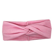 SOHO® Turban Haarband, rosa