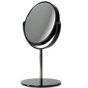 Makeup Spejl med fod Sort/black Uniq® Design
