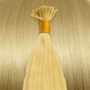50 cm Microring Extensions Blond 613#